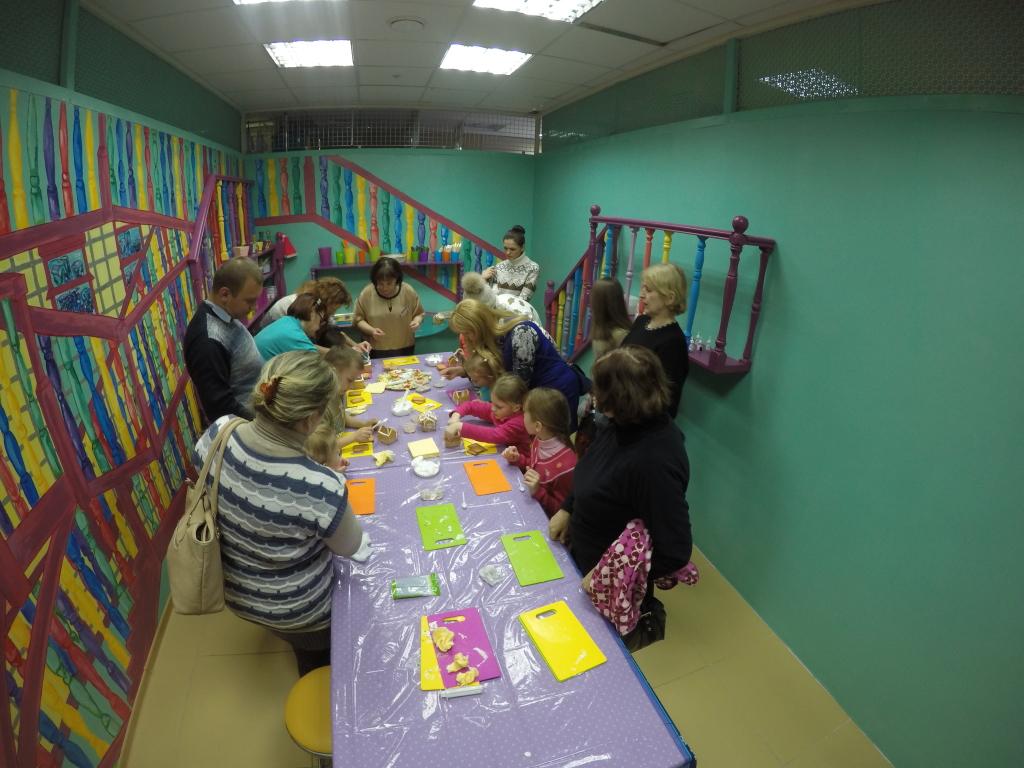 Талант Street - Кулинарный мастер -класс для детей